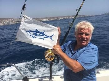 Congratulations John Ferry Cavalier & Blue Marlin Sport Fishing Gran Canaria