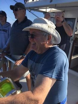 Congratulations Marcel van Bouwel Cavalier & Blue Marlin Sport Fishing Gran Canaria