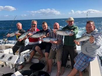 Felicitaciones - Buena captura en el barco Cavalier Pesca Deportiva Cavalier & Blue Marlin Gran Canaria