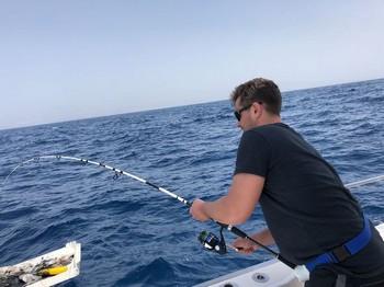 March Photo Archive 2018 Cavalier & Blue Marlin Sport Fishing Gran Canaria