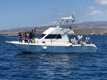 May Photo Archive 2018 Cavalier & Blue Marlin Sport Fishing Gran Canaria