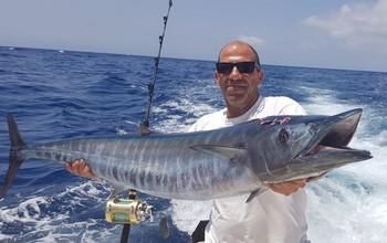 Wahoo Cavalier & Blue Marlin Sport Fishing Gran Canaria