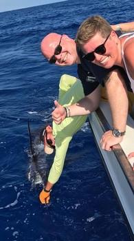 Helana & Gard - Helena & Gard Cavalier & Blue Marlin Sport Fishing Gran Canaria