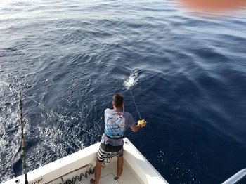 Well done Aitor Cavalier & Blue Marlin Sport Fishing Gran Canaria