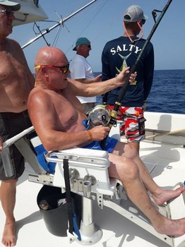Danny nr:1 - Danny nr: 1 Cavalier & Blue Marlin Sport Fishing Gran Canaria