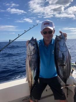 Anders Svensson Pesca Deportiva Cavalier & Blue Marlin Gran Canaria