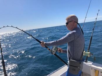 Eric Pos Cavalier & Blue Marlin Sport Fishing Gran Canaria