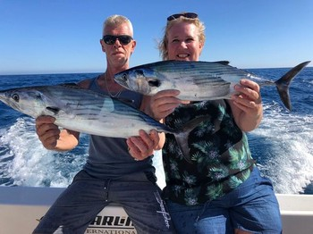 Irene & Eric Cavalier & Blue Marlin Sport Fishing Gran Canaria