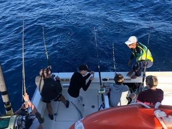Action Cavalier & Blue Marlin Sport Fishing Gran Canaria
