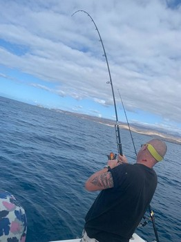November Photo Archive 2019 Cavalier & Blue Marlin Sport Fishing Gran Canaria