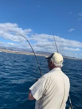 Archivo fotográfico de diciembre 2019 Pesca Deportiva Cavalier & Blue Marlin Gran Canaria