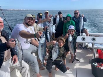 Levend aas! Cavalier & Blue Marlin Sport Fishing Gran Canaria