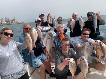 Geweldige Visweek Cavalier & Blue Marlin Sport Fishing Gran Canaria