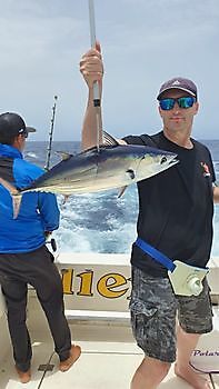 Well done Jos Cavalier & Blue Marlin Sport Fishing Gran Canaria