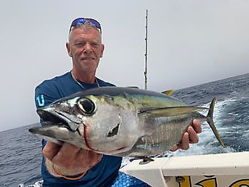 Eric Pos from Holland Cavalier & Blue Marlin Sport Fishing Gran Canaria
