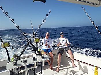 Corona Cup Winnaars 2020 - Jos & Eric Cavalier & Blue Marlin Sport Fishing Gran Canaria