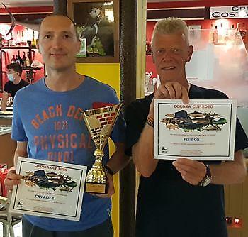 Huldiging Prijswinnaar Corona Cup 2020 Cavalier & Blue Marlin Sport Fishing Gran Canaria