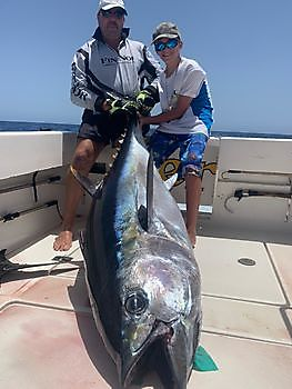 Harry & Marcel Cavalier & Blue Marlin Sport Fishing Gran Canaria