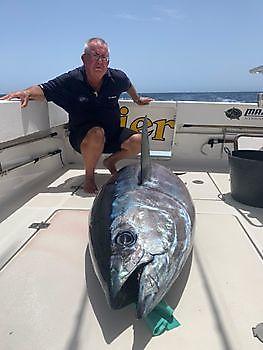Congratulations Klaas! Cavalier & Blue Marlin Sport Fishing Gran Canaria