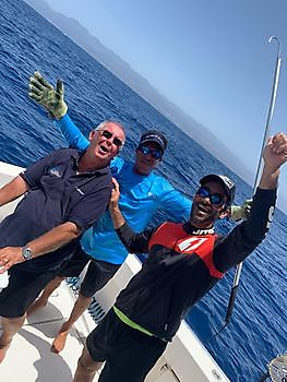 Little party for Klaas Cavalier & Blue Marlin Sport Fishing Gran Canaria