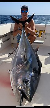 Familjefest Cavalier & Blue Marlin Sport Fishing Gran Canaria