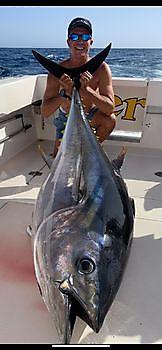 Bigeye Tuna Cavalier & Blue Marlin Sport Fishing Gran Canaria