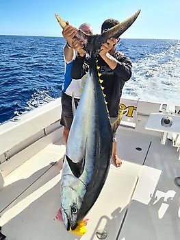 Well done Klaas Cavalier & Blue Marlin Sport Fishing Gran Canaria