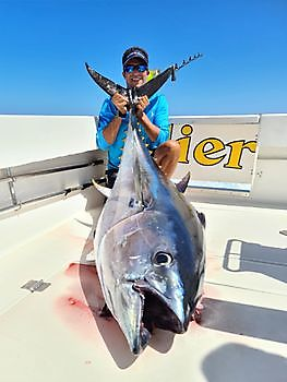 Big Eye tuns Cavalier & Blue Marlin Sport Fishing Gran Canaria