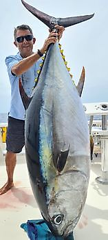 Beautifull catch Cavalier & Blue Marlin Sport Fishing Gran Canaria