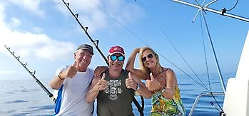 Thanks Peter Cavalier & Blue Marlin Sport Fishing Gran Canaria