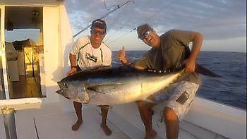 The Rainbow Cavalier & Blue Marlin Sport Fishing Gran Canaria