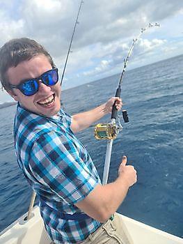 Hook-up Cavalier & Blue Marlin Sport Fishing Gran Canaria