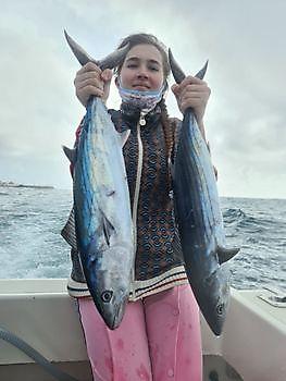 North Atlantic Bonito's Cavalier & Blue Marlin Sport Fishing Gran Canaria