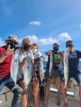 Satisfied Angels Cavalier & Blue Marlin Sport Fishing Gran Canaria
