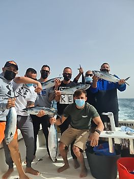 North Atlantic Bonito_s Cavalier & Blue Marlin Sport Fishing Gran Canaria