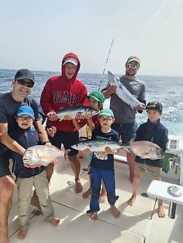 Congratulations, happy family Cavalier & Blue Marlin Sport Fishing Gran Canaria