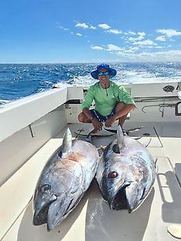 Atún Ojo Grande Pesca Deportiva Cavalier & Blue Marlin Gran Canaria