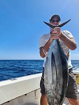 Albacore tuna Cavalier & Blue Marlin Sport Fishing Gran Canaria