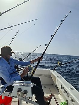 Hooked-up Pesca Deportiva Cavalier & Blue Marlin Gran Canaria