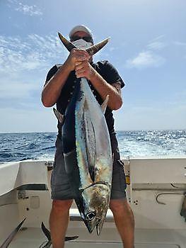 Gran captura Pesca Deportiva Cavalier & Blue Marlin Gran Canaria