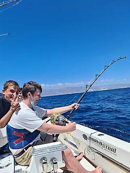 Hooked up Pesca Deportiva Cavalier & Blue Marlin Gran Canaria