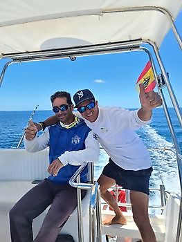 Felicidades Pesca Deportiva Cavalier & Blue Marlin Gran Canaria
