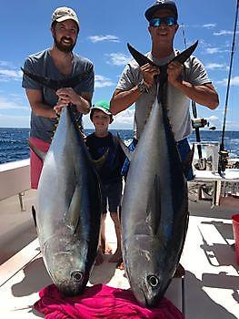 Trolling och bottenfiske Cavalier & Blue Marlin Sport Fishing Gran Canaria