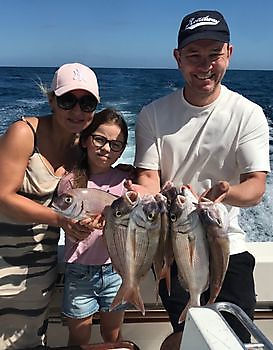 Happy family Cavalier & Blue Marlin Sport Fishing Gran Canaria