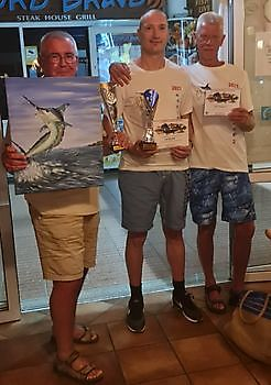 Winners Corona World Cup 2021 Cavalier & Blue Marlin Sport Fishing Gran Canaria