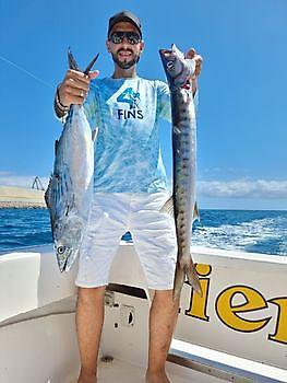 Gut erledigt Cavalier & Blue Marlin Sportfischen Gran Canaria