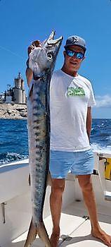 Barrakuda Cavalier & Blue Marlin Sportfischen Gran Canaria