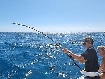 Hook up Cavalier & Blue Marlin Sportfischen Gran Canaria