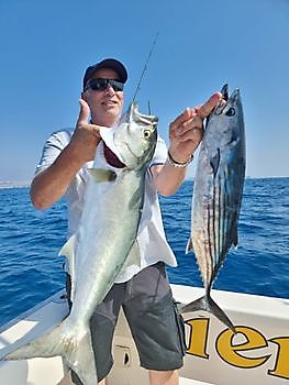 Wooooow Cavalier & Blue Marlin Sport Fishing Gran Canaria