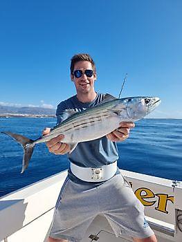 North Atlantic Bonito Cavalier & Blue Marlin Sport Fishing Gran Canaria